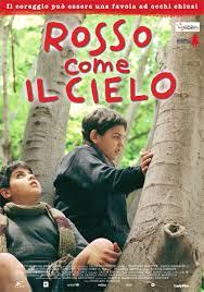 الصورة الدعائية لفيلم أحمر مثل السماء الإيطالي