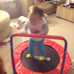 امكانية الوصول في ال trampoline  Pic found on  http://www.wonderbaby.org/articles/top-10-toys-for-blind-kids